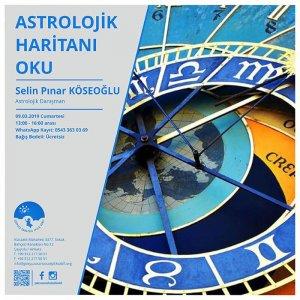 Astrolojik Haritanı Oku