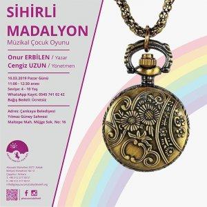 Sihirli Madalyon / Müzikal Çocuk Oyunu